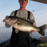 Lake Fork Bass Guide Andrew Grills 80