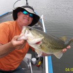 Lake Fork Bass Guide Andrew Grills 82