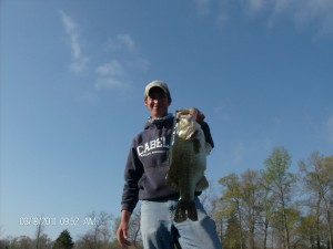 Lake Fork Bass Guide Andrew Grills 60