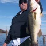Lake Fork Guide Andrew Grills Bass 2