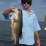 Lake Fork Bass Guide Andrew Grills 89