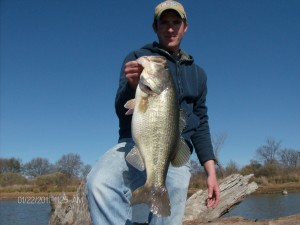 Lake Fork Bass Guide Andrew Grills 69