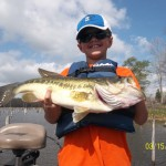 Lake Fork Bass Guide Andrew Grills 56