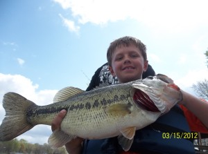 Lake Fork Bass Guide Andrew Grills 57