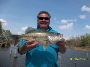 Lake Fork Bass Guide Andrew Grills 84
