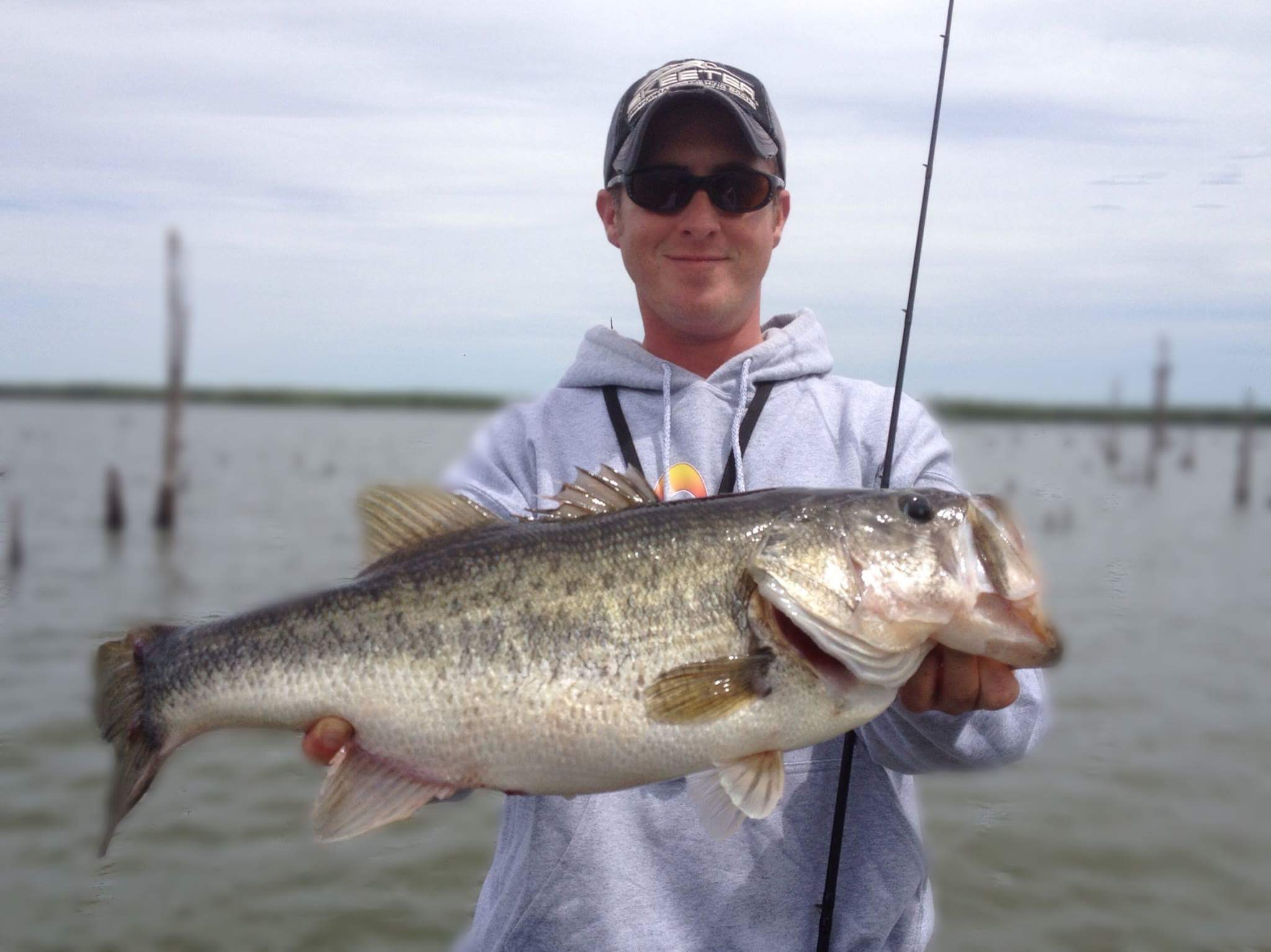 Lake fork report dec 30 lake fork guide andrew grills for Lake fork texas fishing report