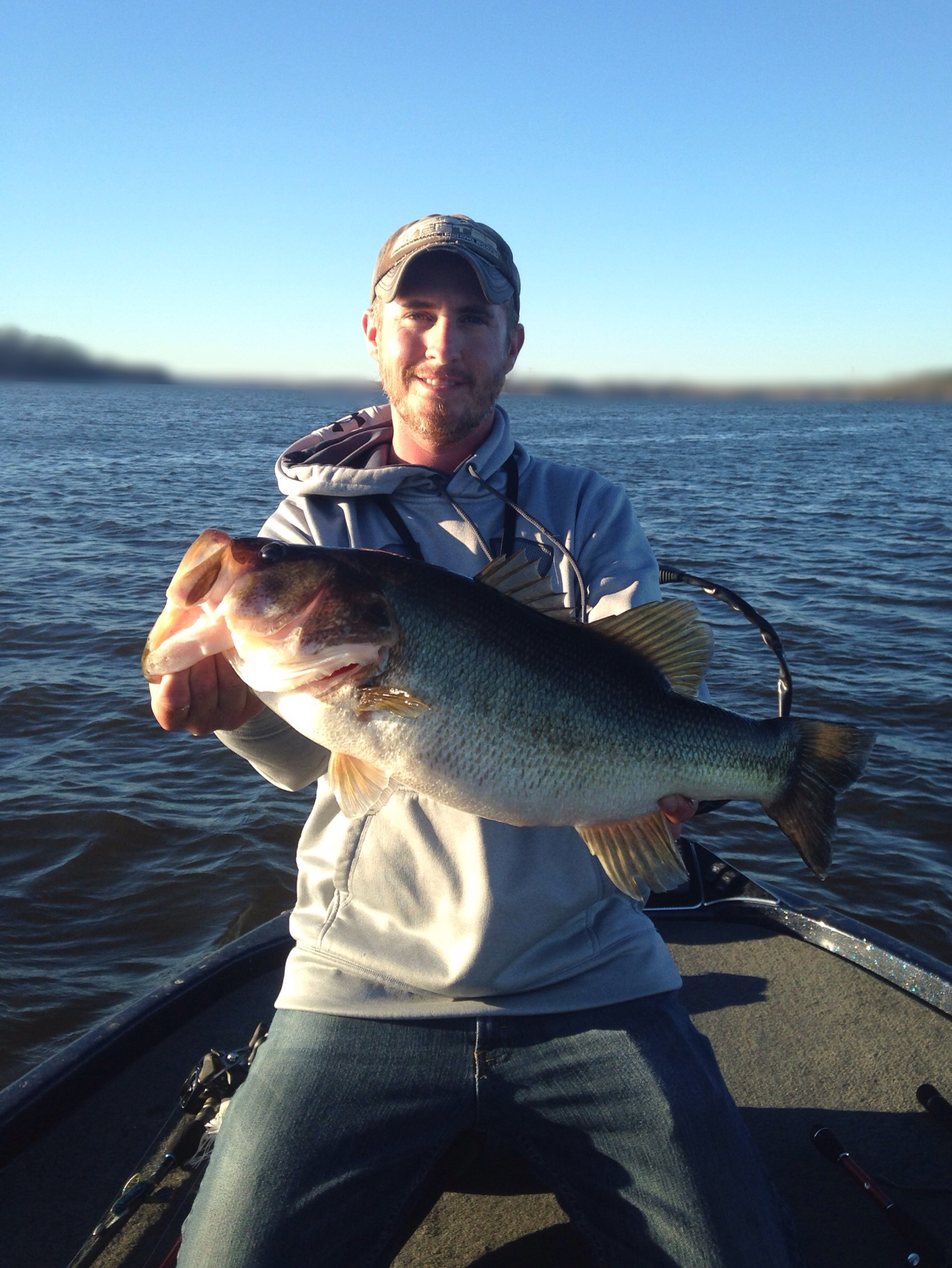 Lake fork fishing report for Lake fishing report