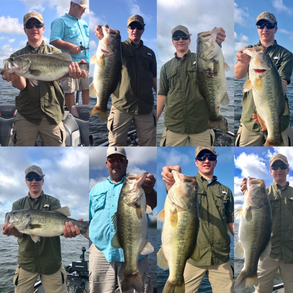 Lake Fork Guides eight
